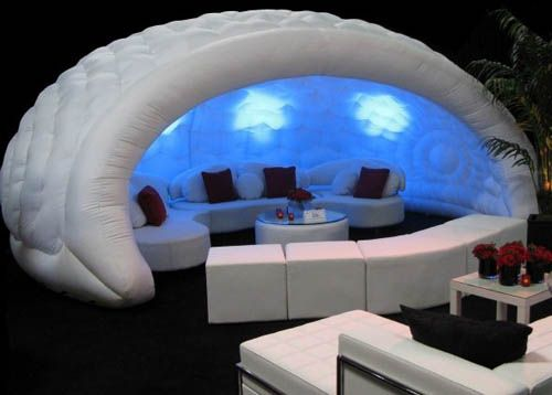 Inflatable-Tent