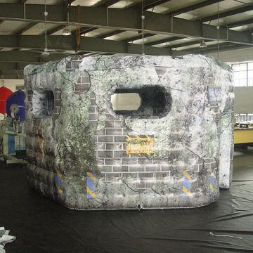 Inflatable-Bunker